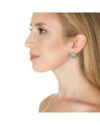 Lele Sadoughi | Sundial Earrings, Atlantic Blue | Lyst
