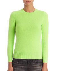 Polo Ralph Lauren - Green Wool & Cashmere Sweater - Lyst