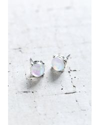 Urban Outfitters - Metallic California Igloo Post Earring Set - Lyst
