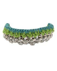 Venessa Arizaga - Green 'bahama Mama' Bracelet - Lyst