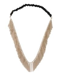 Maison Michel - Black Hair Accessory - Lyst