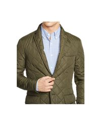 Polo Ralph Lauren - Green Quilted Sport Coat for Men - Lyst