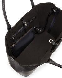 Givenchy - Black Antigona Whipstitch-handle Medium Tote Bag - Lyst