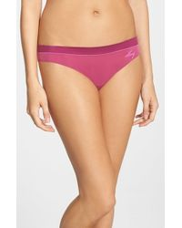 DKNY - Multicolor 'fusion' Thong - Lyst