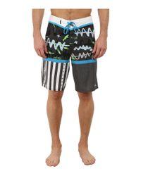 Quiksilver | Multicolor Remix 21 Boardshorts for Men | Lyst