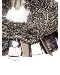 Jean-Francois Mimilla | Metallic Chain Link Bracelet | Lyst