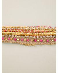 Hipanema - Multicolor Goa Bracelet - Lyst