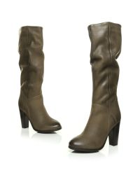 Moda In Pelle | Natural Dortmund High Casual Short Boots | Lyst