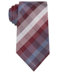 Kenneth Cole Reaction | Multicolor Festive Checker Board Tie for Men | Lyst