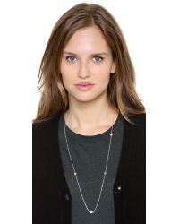 Gorjana - Metallic Chaplin Wrap Necklace - Lyst