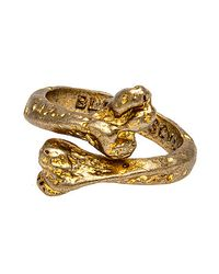 Black Scale - Metallic The Tropaion Ring for Men - Lyst