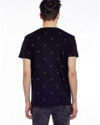 Cheap Monday - Black Standard Arrow T-shirt for Men - Lyst