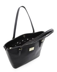 Anne Klein - Black Large Perfect Tote - Lyst