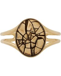 Pamela Love - Metallic Ceres Cuff - Lyst