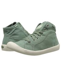 Palladium | Green Flex Lace Mid | Lyst