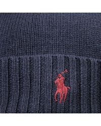 Polo Ralph Lauren - Blue Hat for Men - Lyst