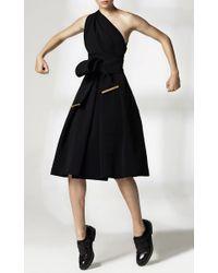 Preen By Thornton Bregazzi - Black Athena Dress - Lyst