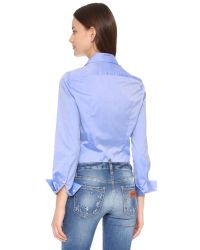 DSquared² | Blue Dean Shirt | Lyst