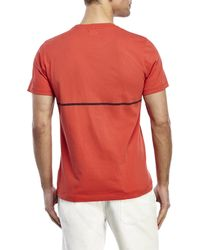 M.Nii - Red Phillips Tee for Men - Lyst