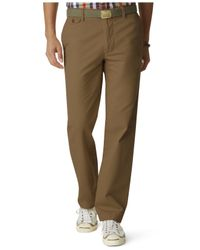Dockers | Brown D2 Field Khaki Straight-fit Pants for Men | Lyst