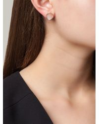 Vita Fede - Pink Pearl Cone Earrings - Lyst