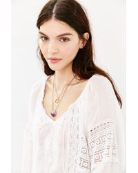 Urban Outfitters | Metallic Spirited Necklace Set | Lyst
