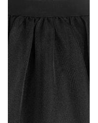 RED Valentino   Tulle Mini Skirt - Black   Lyst