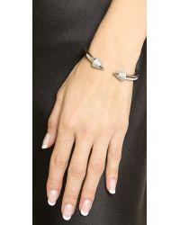 Vita Fede - Metallic Titan Crystal Bracelet - Lyst