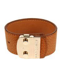 Trussardi | Natural Bracelet | Lyst