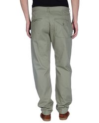 French Connection | Green Casual Pants for Men | Lyst