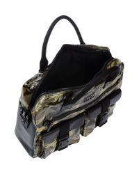Class Roberto Cavalli - Green Handbag - Lyst