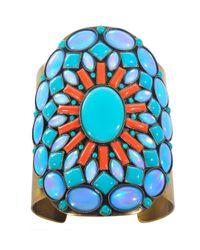Miranda Konstantinidou Chez Carré Y. | Multicolor Mosaic Manchette | Lyst