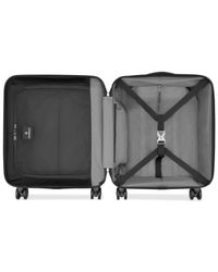 "Victorinox - Black Victorinox Spectra 2.0 21"" Extra Capacity Carry On Hardside Spinner Suitcase for Men - Lyst"