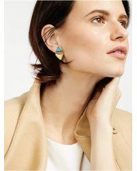 BaubleBar | Blue Lapis Fringe Tassel Ear Jackets | Lyst