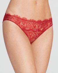 Heidi Klum Intimates - Red Bikini - Valerie #H30-1124 - Lyst