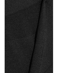 Yummie By Heather Thomson - Black Nina Shaping Stretch-Jersey Shorts - Lyst