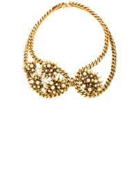 Erickson Beamon | Metallic Grapes Of Wrath Collar Necklace | Lyst