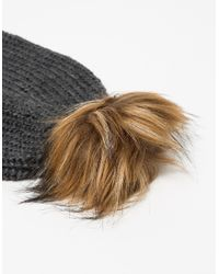 Need Supply Co. | Natural Pom Pom Hat | Lyst