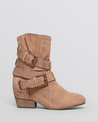 Naya | Brown Boots - Fisher | Lyst