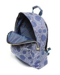 Mi-Pac | Blue 140th Birthday Liberty Print Backpack | Lyst