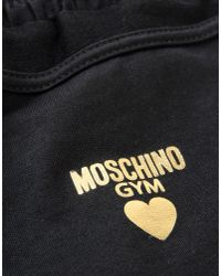 Moschino - Black Sleepwear - Lyst