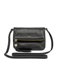 Jack Rogers | Black Gioia Mini Covertible Crossbody | Lyst
