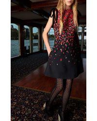 Giamba - Red Short Dress - Lyst