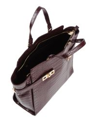 Studio Pollini | Purple Handbag | Lyst