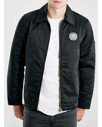 Hype - Black Coach Jacket* for Men - Lyst