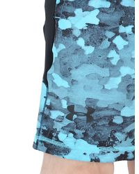 "Under Armour | Blue 8"" Raid Printed Training Short for Men 