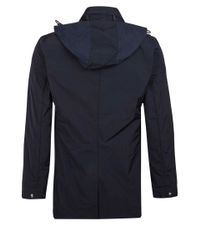 Norse Projects - Blue Navy Lightweight Parka for Men - Lyst