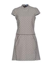 Sinequanone | Black Short Dress | Lyst
