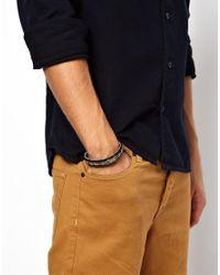 Chamula - Black Bracelet for Men - Lyst