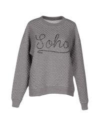 Pepe Jeans - Gray Sweatshirt - Lyst